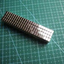 10 un. 4 Mm x 4 Mm x 3 mm N52 4X4X3 Cuadrado fuertes Imanes Imanes Para Refrigerador
