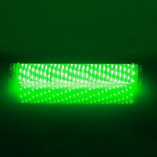 Underwater Light 20000 Lumens Green LED Lamp Attracting Tackle Lure Fishing Boat