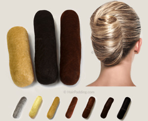 Hairstyles /  Sausage Shape /Hair Padding Hairaccessories 13cm