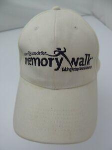 Alzheimer's Association Memory Walk Adjustable Adult Cap Hat