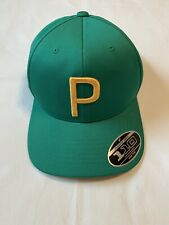 New Waste Management Phoenix Open Puma Limited Edition Adjustable Hat Green 110