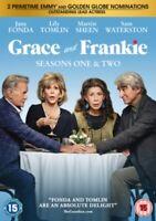 Nuovo Grazia E Frankie Stagione 1 A 2 DVD