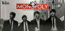 Beatles Monopoly Board Game Unopened Hasbro/ Parker Bros.2008 Collector Edition
