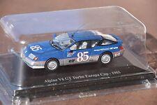 Alpine V6 GT Turbo Europa Cup - 1985  - 1/43