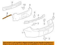 NEW!!! 2005-10 Chevrolet GM Cobalt Rear Bumper Side Bracket Left OEM 15268220