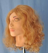Female Mask Elli Diva Latex Cosplay Masks!  With Wig
