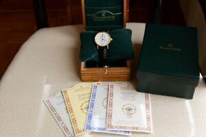 Chronoswiss Regulateur (Regulator) Gold and Stainless Steel Watch