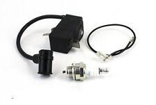 Ignition Coil Magneto & Spark Plug Fits Stihl Trimmer Cutter FS80 FS85 FC85