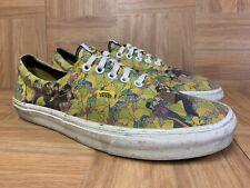 RARE🔥 VANS ERA The Beatles Yellow Submarine Sz 10.5 Men's Skateboarding Shoes