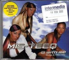 (CH7) Mis-Teeq, B With Me, Bump & Flex Mix - 2002 DJ CD