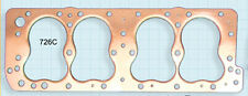 Ford Lincoln 337 V8 Flathead COPPER Cylinder Head Gasket Pair/2 BEST 1949-51
