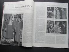 Feb 15 1958 Saturday Evening POST Magazine Mrs. Roosevelt Ed Sullivan Tired UN++
