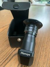Mamiya Angle Finder model 2 for M645 -unused with case and box