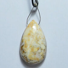 Natural Agate Cabochon pendant bead Gemstone