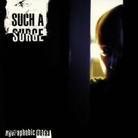 Such a Surge Agoraphobic notes (1996) [CD]