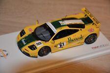 MC LAREN F1 GTR # 51 24H LE MANS 1995 1/43 TRUESCALE TSM114357