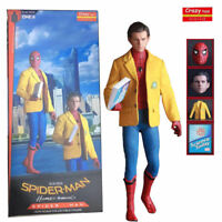 1/6TH SCALE SPIDER-MAN: HOMECOMING YELLOW JACKET PVC CRAZY TOYS ACTION FIGURE