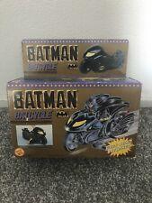 Batman 1989 movie ToyBiz Batcycle w/ box (original)