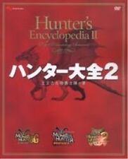 JAPAN Monster Hunter: Hunter's Encyclopedia 2 Art book