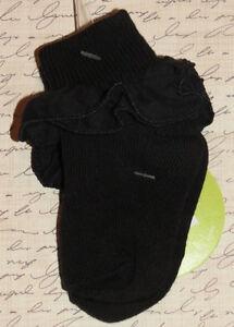 Jefferies Misty Ruffle Socks  Newborn Infant Toddler XS Sizes