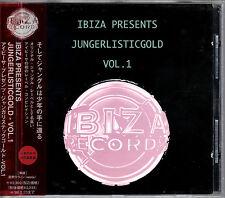 vvaa IBIZA presents JUNGERLISTICGOLD VOL.1 CD w/OBI Japan two on a trip RARE