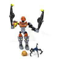 LEGO Bionicle Pohatu Master of Stone Set 70785 Complete No Instructions No Box