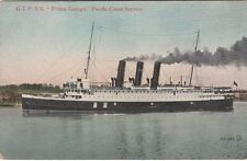 Canada Collectable Steam Ship Postcards