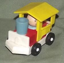 Vintage Fisher Price Little People Amusement park choo choo train