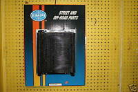 External Oil Cooler Offroad race street VW Sand Rail