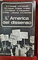 L'America del dissenso - AA.VV. 1966 Riuniti editore-