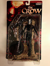MCFARLANE TOYS MOVIE MANIACS SERIES 2 BRANDON LEE ERIC DRAVEN THE CROW FIGURE