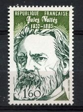 Francia 1982 Sg # 2538 Jules Valles Mnh #a 54281
