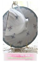 "Vintage Classique by SANGO Japan ""Patrician"" Bone China Tea Cup & Saucer Set"