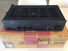 NAD 3020 Stereo Amplifier 1978 in VGC