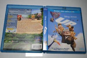 UP (2 discos) - Blu-ray