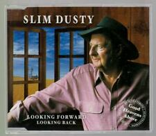 Slim Dusty - Looking Forward Looking Back  - Promo CD Single, Ultra Rare