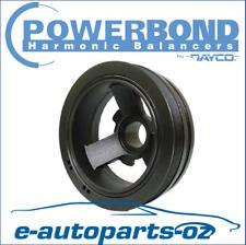 Powerbond Harmonic Balancer Holden Commodore LS1 5.7L LS2 6.0L VT, VX, VY, VZ