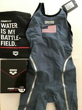Arena Powerskin Carbon Ultra Race Tech Suit Women's US Size 28 closed back