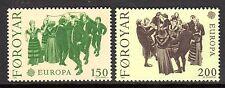 Faroe Islands  - 1981 Europa Cept  Mi. 63-64 MNH