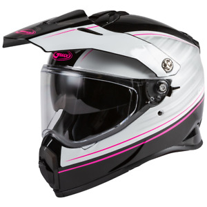 2020 Gmax AT21 Raley Adventure Touring Motorcycle Helmet - Pick Size & Color