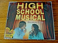 CD Single: High School Musical : Breaking Free : Disney