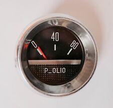 Ghia 1500 GT jauge pression d'huile  / Fiat 1500 GT oil gauge