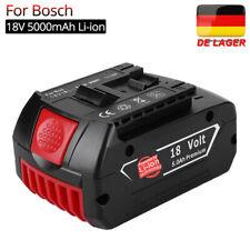 Ersatz Bosch Akku BAT609 BAT618 BAT620 18Volt Lithium 5,0Ah GSR GBA GSB 18 V-LI