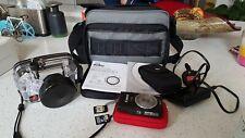 IKELITE Digital Camera Underwater Housing Diving kit with 2 Canon camaras & bag