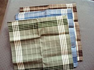 Taschentücher, Arbeitstaschentücher, Herrentaschentücher, NVA Armeetaschentuch