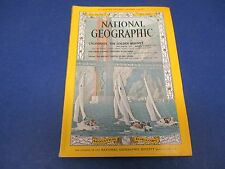 National Geographic Magazine , May 1966, California The Golden Magnet, Colombia
