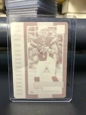 2017 PANINI PLATES & PATCHES Philip Rivers # 1/1 PRINTING PLATE MAGENTA Donruss