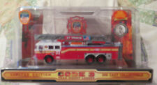 Code 3 FDNY Seagrave Rear Mount Ladder 37 MID with Sleeve #12721  Free Shipping