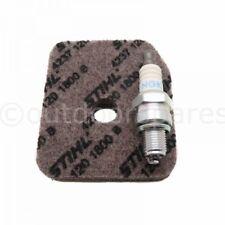 Genuine Stihl HEDGETRIMMER Air Filter & Spina Kit Di Servizio HS81T, HS81R, HS86T