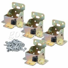 4Pieces 75x61x52mm Table Leg Lock Extension Folding Support Front Brake
